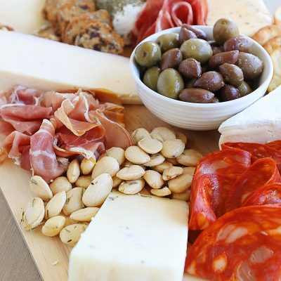 How to Make a Trader Joe's Charcuterie Board