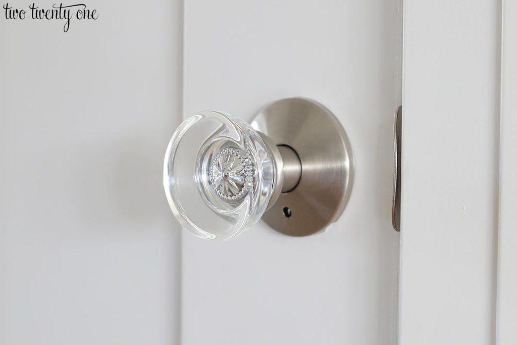 How To Install A Door Knob