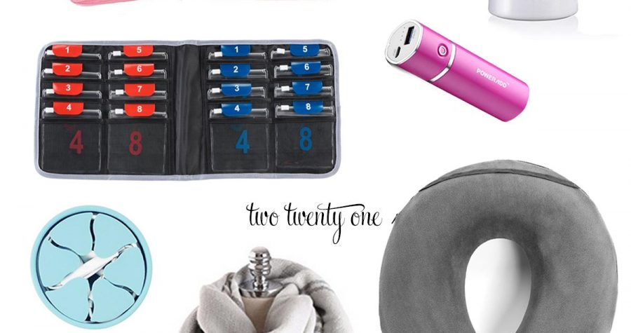 Travel Must Haves!