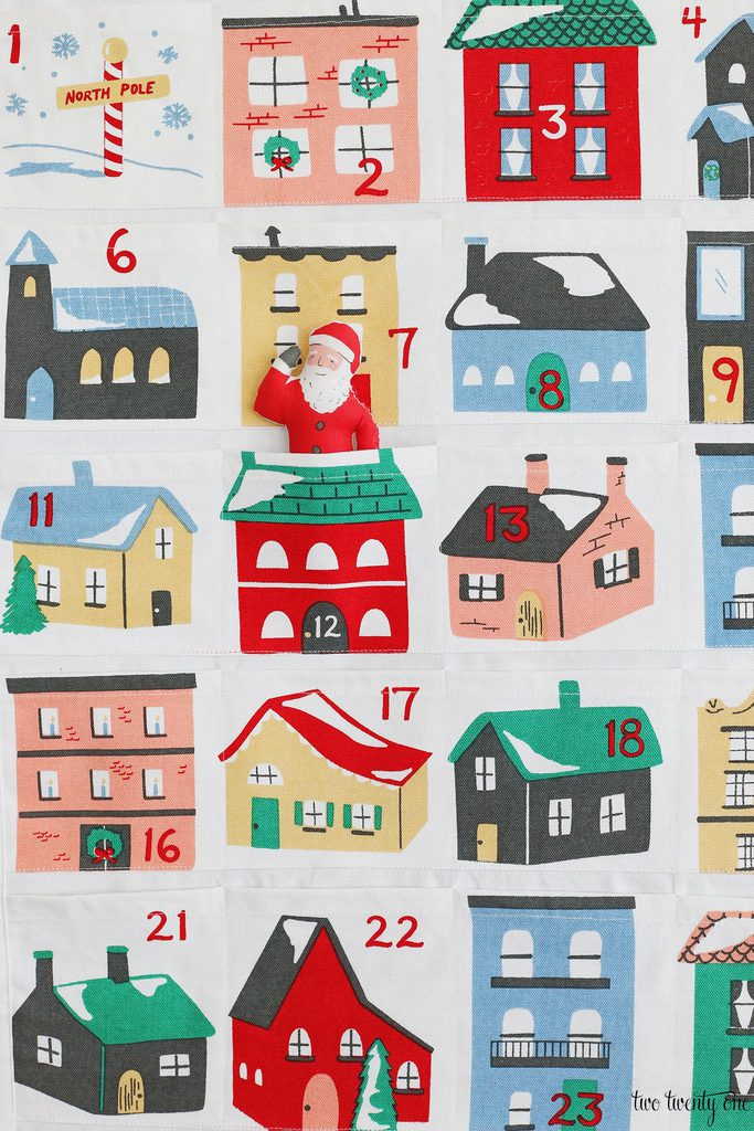 paper source advent calendar
