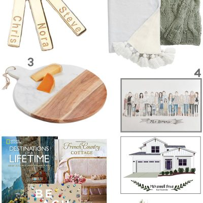 Gift Ideas for Moms & Mothers-In-Law