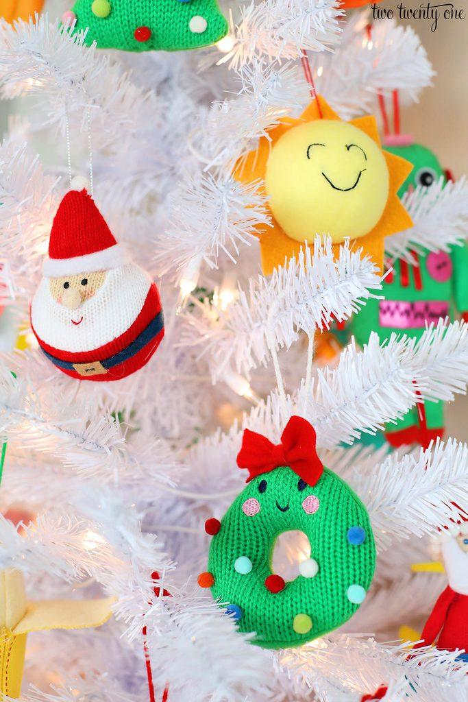 Playroom Christmas Tree