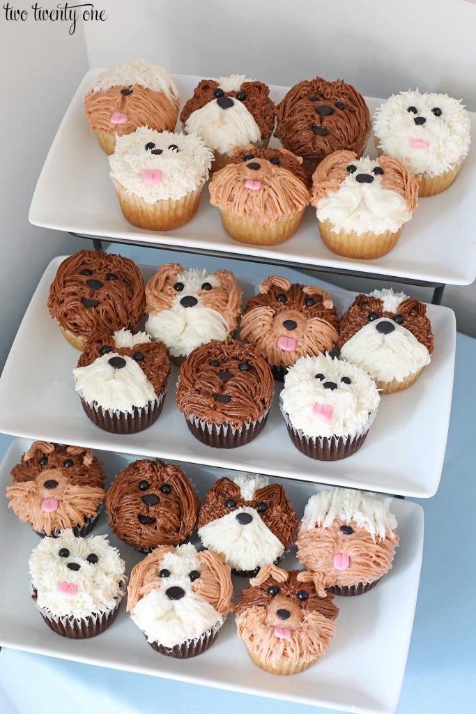 Puppy Birthday Party