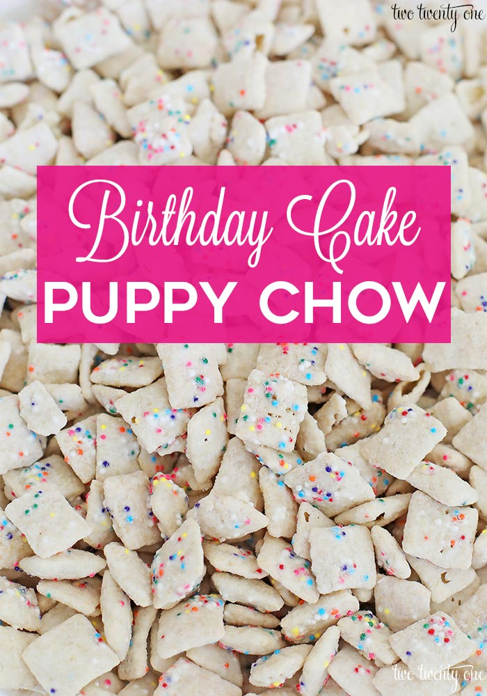 Fabulous Birthday Cake Puppy Chow Funny Birthday Cards Online Chimdamsfinfo