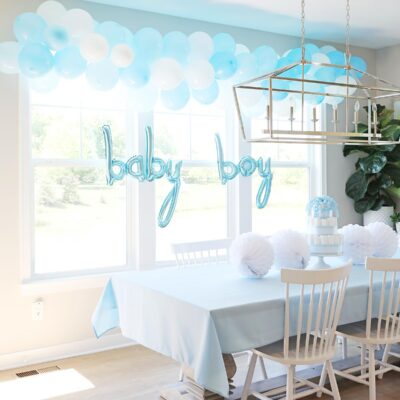 Baby Shower – Food, Decorations, Games, & Gift Ideas