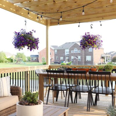 Deck Shade Solution