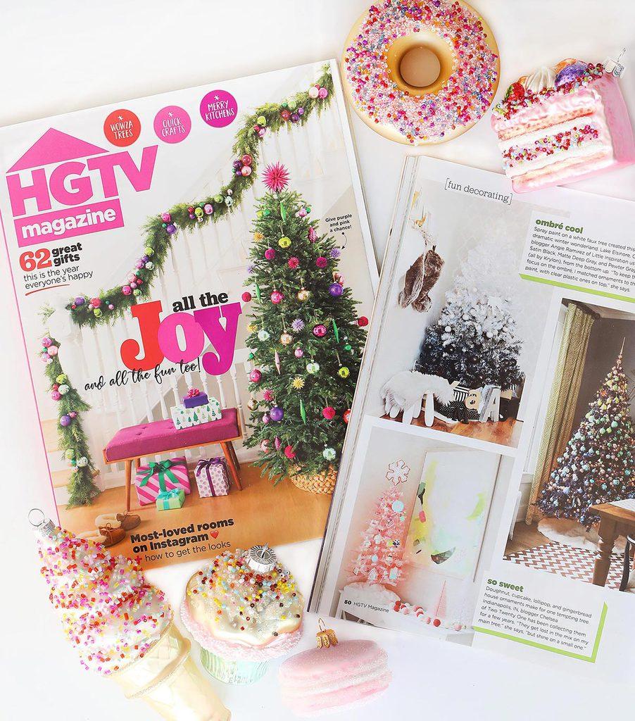 HGTV magazine December 2019