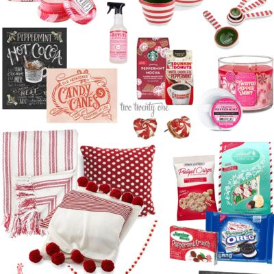 Peppermint Obsessed – Favorite Peppermint Products