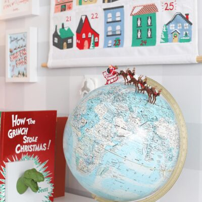 Easy Ways to Add Christmas Cheer to Kid Spaces