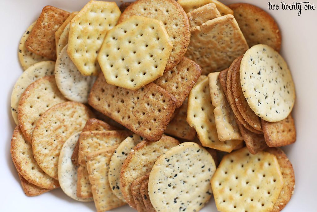 Aldi assorted crackers