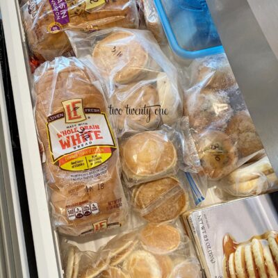 How to Freeze Bread and Other Baked Goods