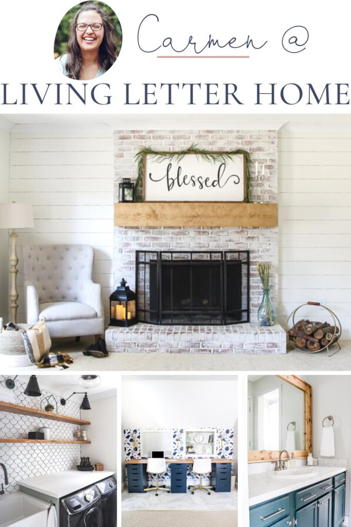 Living Letter Home