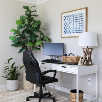 Home Office Area