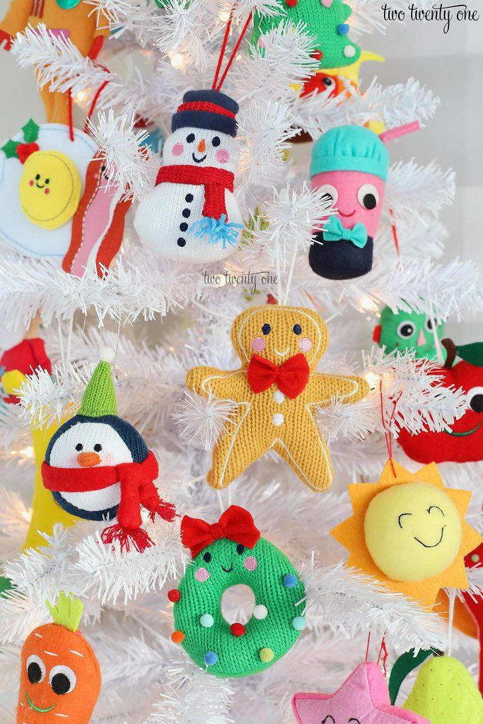Target Wondershop ornaments