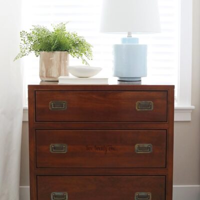 How to Fix Furniture Scratches
