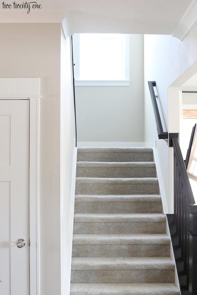 bare stairway