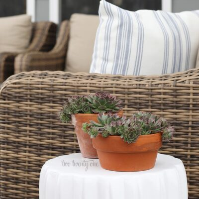 Creating the Perfect Outdoor Sitting Area