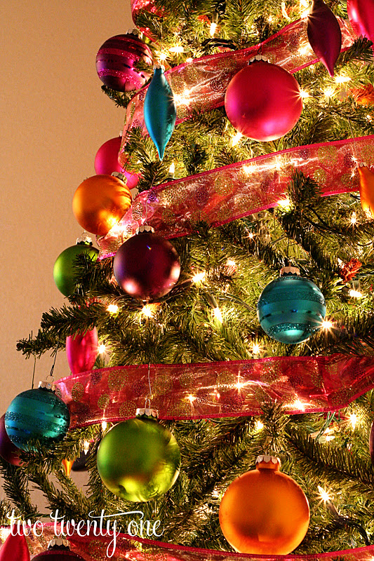 christmas decor part one our big christmas tree - How To Decorate A Big Christmas Tree