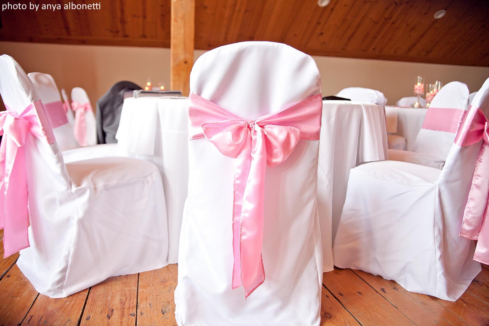 Our Wedding: Reception