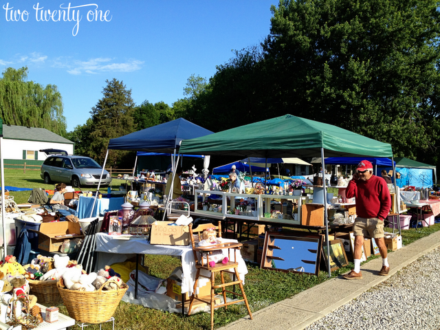 highway 40 yard sale