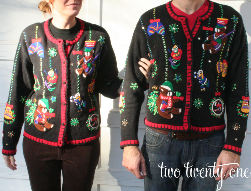 Open: My Ugly Christmas Sweater Shop!
