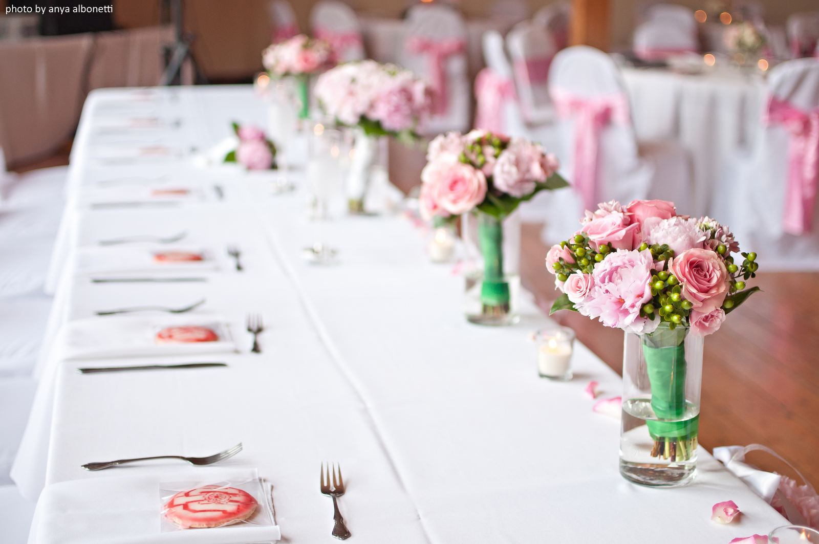 Our Wedding Reception