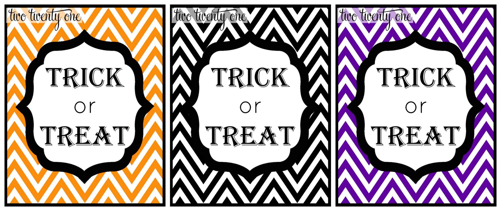 Halloween Printables {Halloween Prints}