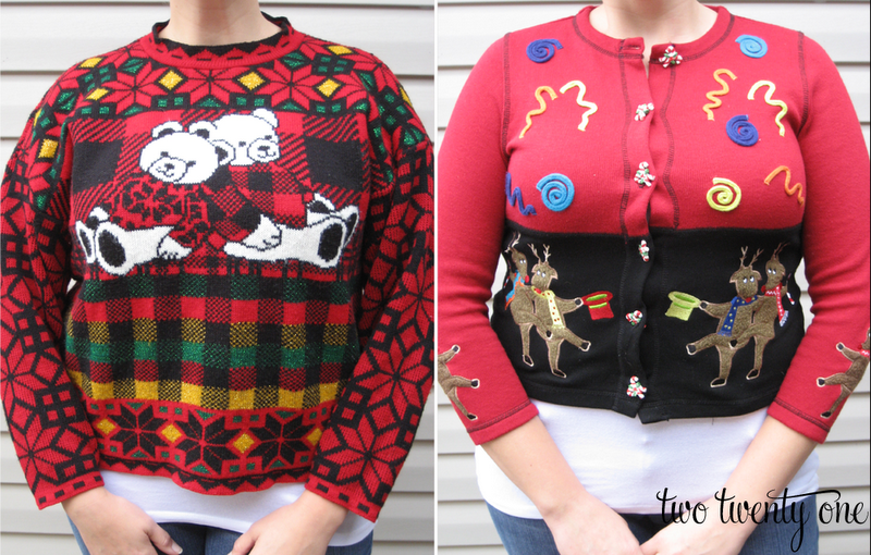 my ugly christmas sweater cheap online clothing stores - Dirty Ugly Christmas Sweater