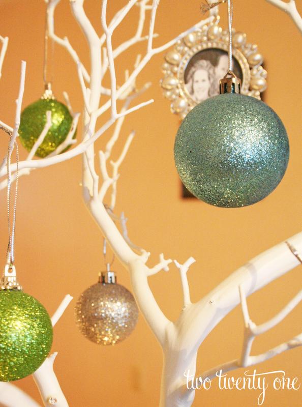 Christmas Decor Part Three Centerpiece Vignette
